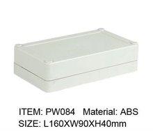 Electronic plastic waterproof housing IP65