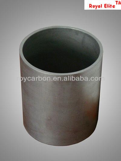 Cadinho grafite para a prata fundição de aço de cobre