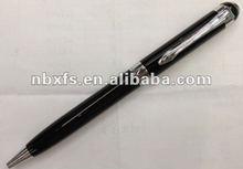 Metal ballpoint pen brass twist ball pen