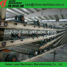 many types annual capacity gypsum board production plant