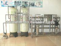2000L/H RO salt washing equipment