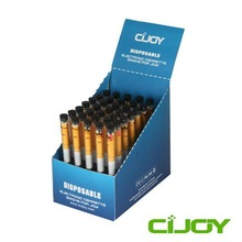 2012 green and health cijoy D350 disposable electronic cigarettes super slim menthol