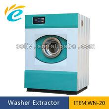 new style laundry shop used 20KG capacity industrial washing machine