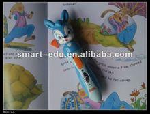 A vivid language learning assistant talking pen