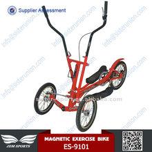 New style fashion ES9101 outdoor body exercise high quality street elliptical strider bike