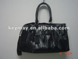 2012 new fashion pu leather 19inch designer samsung laptop bags for women