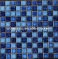 mosaico telha cerâmica vitrificada piso do banheiro