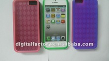 Check design Protective Back Case for cellphone for iPhone /5