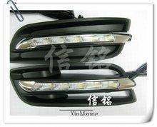 Super White LED Daytime Running Light Special for Teana 2009 to 2012