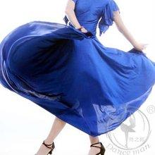 Salle de bal latine robes gros pour femmes MQ1078