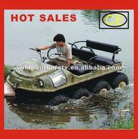 2014 Wild Panther 8x8 China Amphibious snowmobile