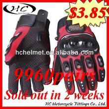 HC Glove motorcycle rpm meter