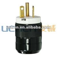 American UL Approval power NEMA plug/nema 5-20p male plug
