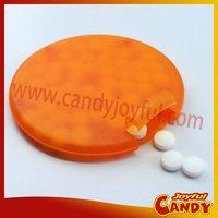 sugar free mint tablet
