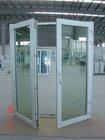 commercial double glass doors