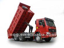 China new Sinotruk howo 6x4 truck kipper