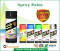 Carro aerossol spray de tinta, látex acrílico e tinta spray