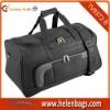 2014 black polyester durable travel bag