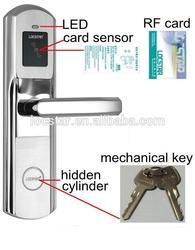 Network Rf Card Hotel Door Lock