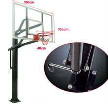 TOP quality adjustable basketball hoop/stand