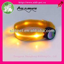 2012 popular flashing sport armband