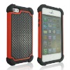 Wholesale 3-in-1 3D Couple case for iPhone5