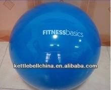 Anti burst yoga ball with pump