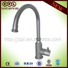 Cheap single handle aluminium kitchen faucet DSCN3134