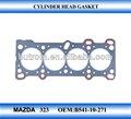 Mazda 323 junta de la culata para b6 motor oem no. B541-10-271