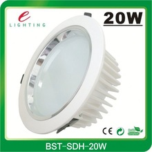 AS/NZ Security Standard Round Recessed 21W LED Downlight