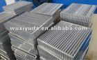 aluminium oil cooler core radiator intercooler core manufacturer