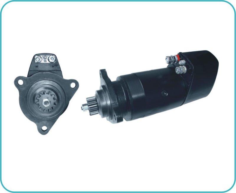 Bosch kb motor de arranque para volvo fh 12, fm 12 camiones 0001 417 065 ( 24v, 6.6kw, 12t )