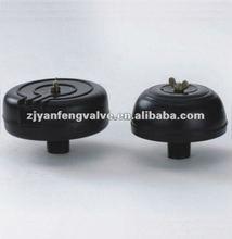 plastic muffler for air compressor