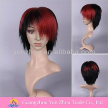 Factory high quality heat resistant synthetic hair