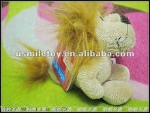 mini plush toy lion factory
