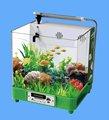 acuario de acrílico