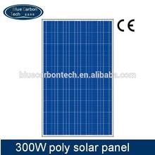 High efficiency 300W poly solar power panel