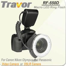 Travor RF-550D for NIKON/CANON/OLYMPUS/PANASONIC DLSR digital camera flash