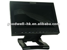 1280x 800 12.1 Inch broadcasting 3G-SDI monitor with metal frame