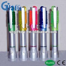 led caneta brilhante