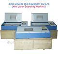 Mini gravura do laser e máquina de corte ( 40w ) zk-5030