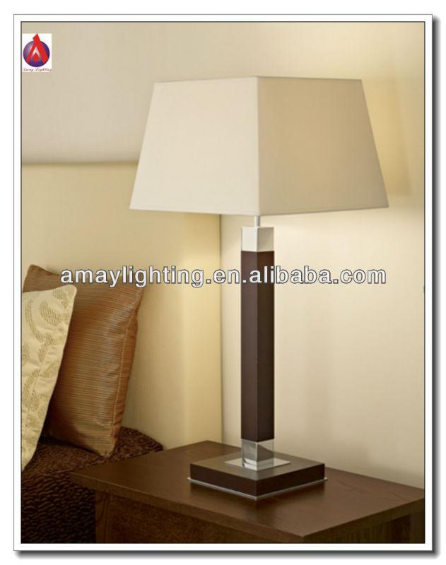 Accanto a mano fatto piazza lampade da tavolo in legno - Lampade da tavolo in legno ...