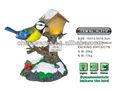 Nuovo! Uccelli giocattolo di plastica talk back pappagallo paf511af