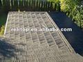 Material para techos-- tipo de madera