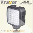 Travor IS-L36 With 36pcs LED Professional IS-L36 photo studio equipment