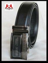 2012 custom leather belt top brand for men