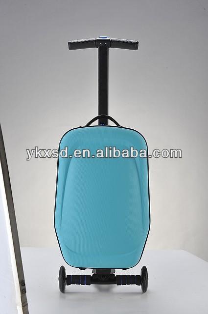 Mini malas / scooters / mala de alumínio