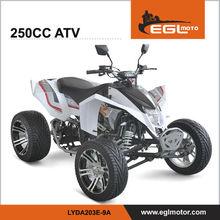 250cc Racing Atv Quad 250 EEC