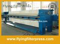 volando del filtro prensa hidráulica