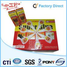 Blister Card Super Glue 1.5g to 3g,12pc/card cyanoacrylate